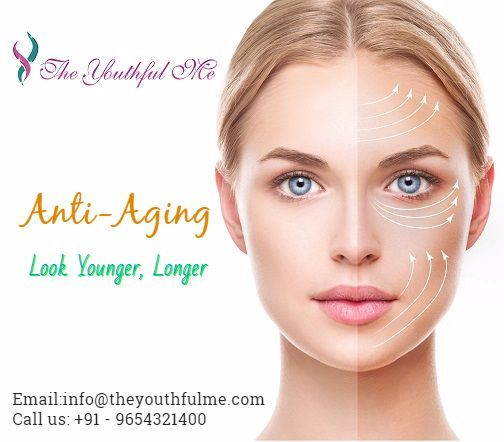 A revolutionary #rejuvenation procedure using your body's own resources!