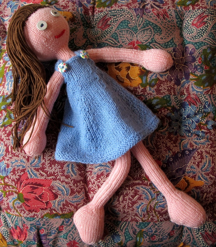 The 67 best Arne & Carlos Dolls images on Pinterest | Knitted dolls ...