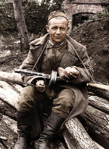 soviet soldier ww2 | Flickr - Photo Sharing!