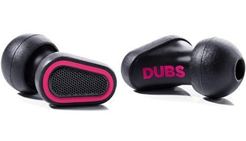 DUBS Acoustic Filters Advanced Tech Earplugs Pink