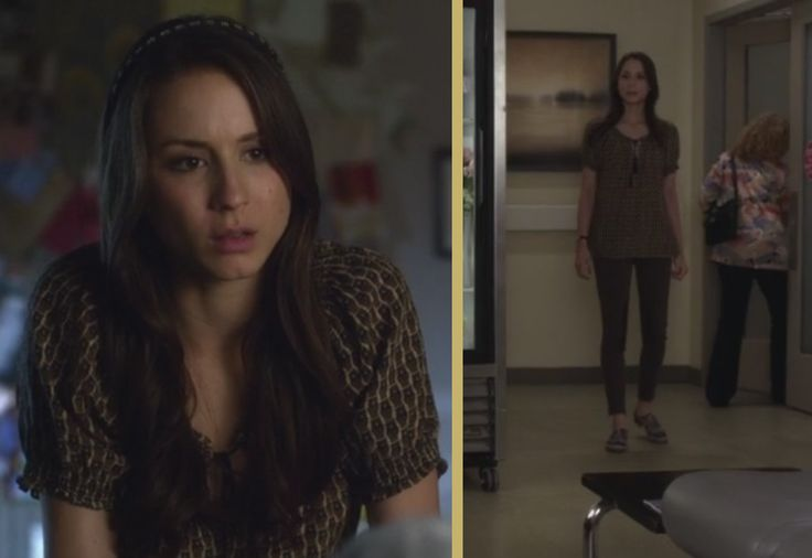 stocking cap weave hairstyles : poisons hastings style test spencer hastings girls forward a fashion ...