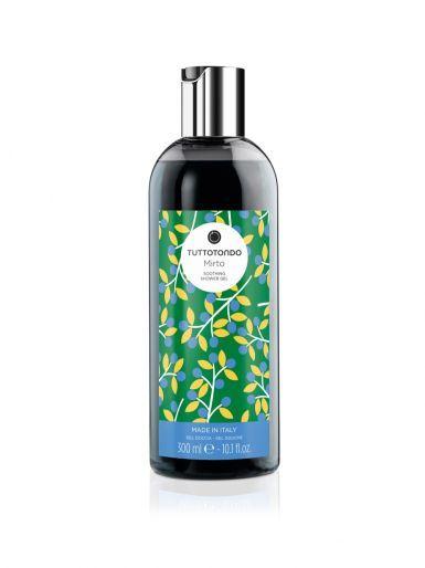 #Mirto shower gel di #Tuttotondo - Ruota attorno al mirto l'omonima collezione che comprende anche il gel doccia del nuovo marchio made in Italy @TuttoTondo