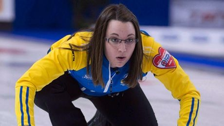 Val Sweeting to face Rachel Homan in Canada Cup final