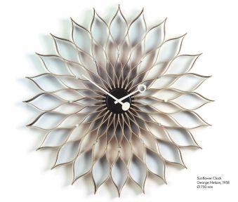 Sunflower Clock Vitra