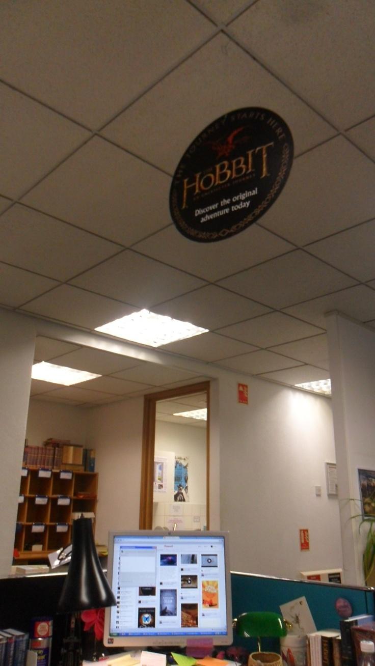 Hobbit spinner: Hobbit Spinner, Team Tolkien