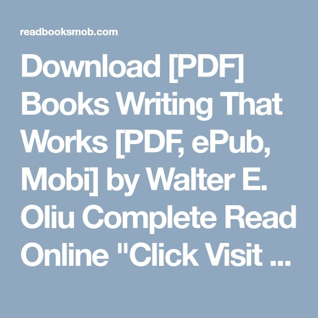 49 best my books images on pinterest download pdf books writing that works pdf epub mobi by fandeluxe Image collections