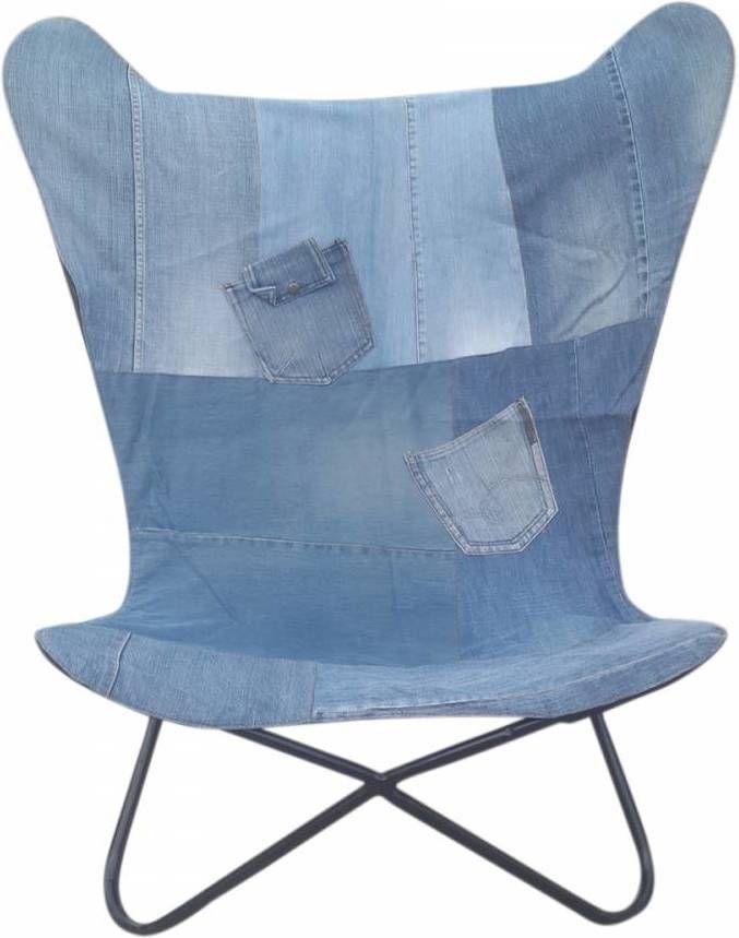Stolička na relax PARADE jeans