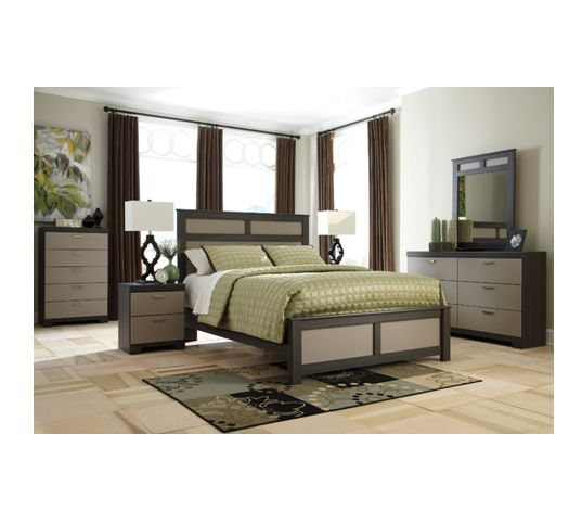 Venice 6PC Queen Bedroom Set at Famsa.us | Easy Credit | Famsa - Furniture, Electronics, Appliances, Mattresses