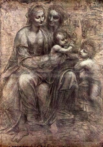 Sant'Anna, la Madonna, il Bambino e San Giovannino