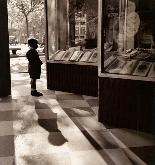 Madrid, 1950 por Francesc Català-Roca