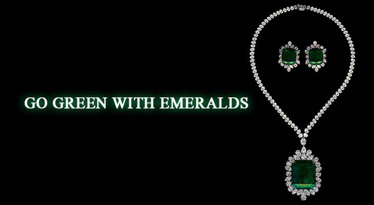 #Emerald #Jewellery