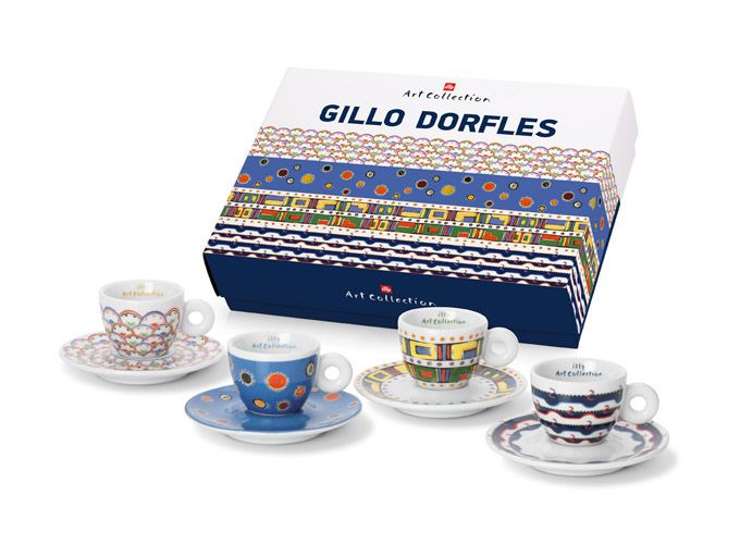 illy Art Collection - Gillo Dorlfes on Behance