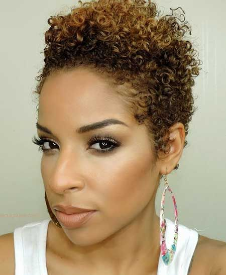 Pics Of Short Hairstyles for Black Women-18