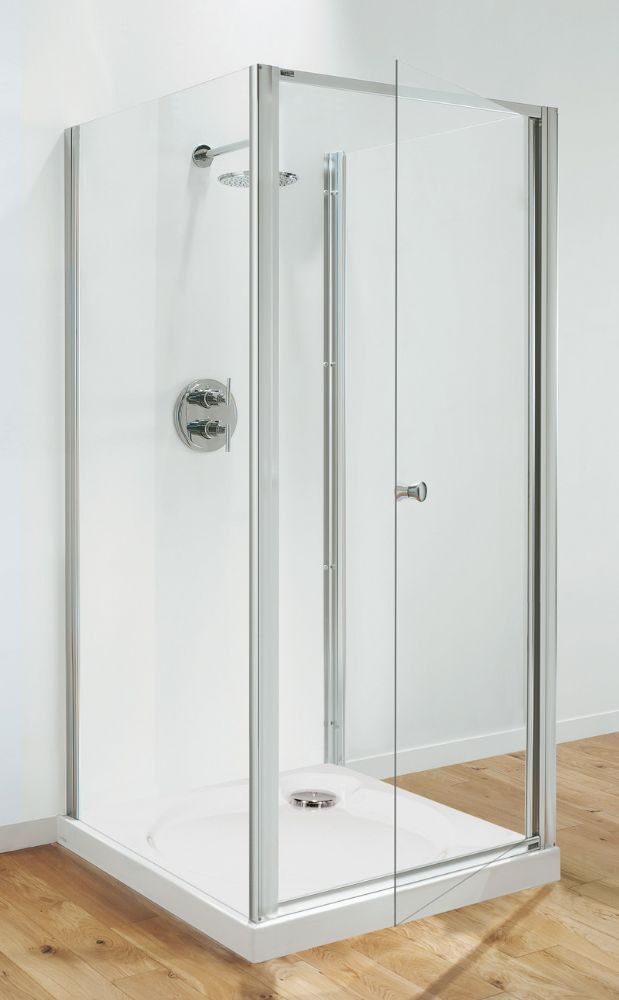 Three Sided Shower Enclosure 760 X 760 Hard To Find
