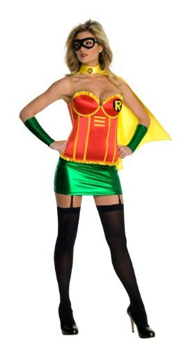 Sexy Robin Corset Costume - Extra Small Secret Wishes http://www.amazon.com/dp/B004YT4VKI/ref=cm_sw_r_pi_dp_F7Wdwb13R12BC