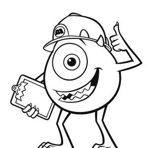 mikes restaurant coloring pages - photo#49