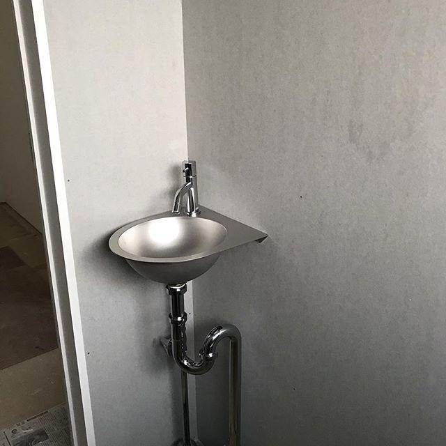 アンゴロフラット 手洗器 サンワカンパニー 玄関 手洗い トイレ