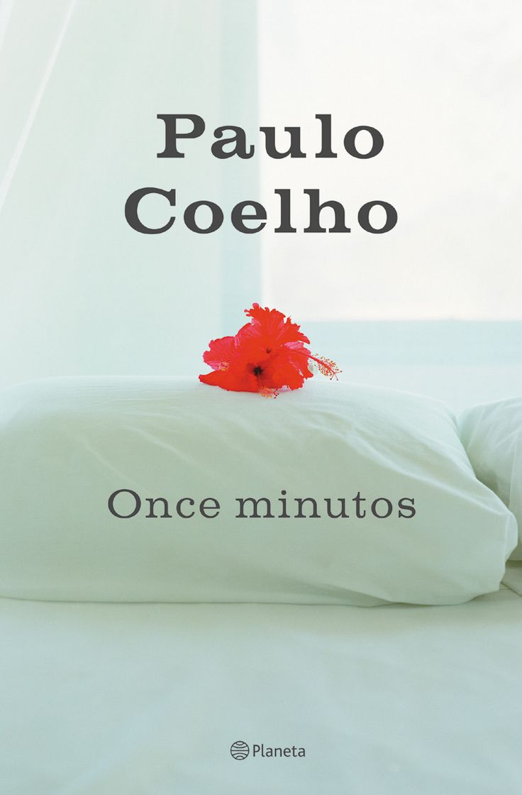 One minutes by Paulo Coelho. He will forever be one of my favorite writers.