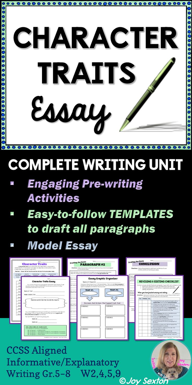 literary essay on a character This is a complete list of the literary terms and type of essays, characters, etc learn with flashcards, games, and more — for free.
