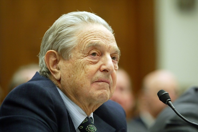 """George Soros: Net Worth 20 Billion U.S.  Forbes 22nd billionaire is a legendary investor. George Soros transformed his hedge fund into a family office last year to avoid new disclosure requirements. The 12th richest man in the US recently criticized the euro for its """"flawed"""" design.  Jewish Connection: George Soros was born to Hungarian Jews. Soros survived the Holocaust and emigrated to England in 1947 to live with his Orthodox Jewish uncle."""