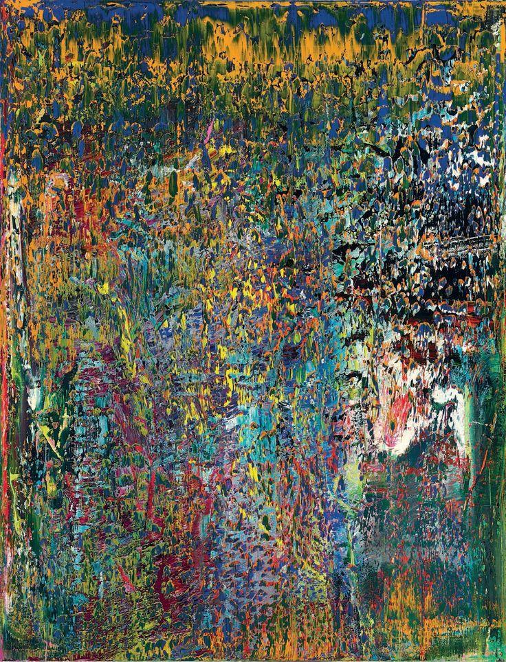 The Most expensive ART OF 2014 - The Hidden Secrets in Albrecht Durer's Art and Life  Gerhard Richter, Abstraktes Bild-sold for $32 million  http://wp.me/p2M3K7-1TA  www.albrechtdurerblog.com