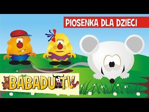 Niegrzeczna Myszka - Piosenka dla dzieci - YouTube