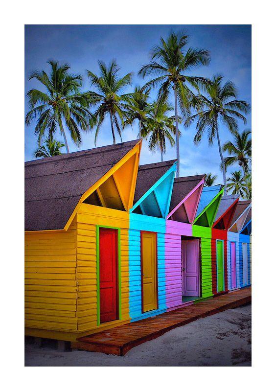 Punta Cana République Dominicaine       Pays des couleurs
