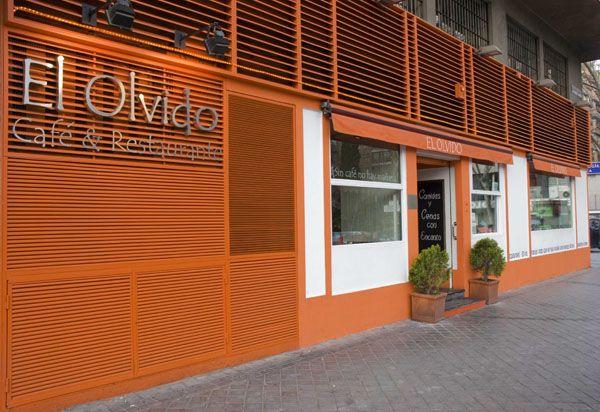 Restaurante El Olvido Madrid