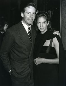 calvin klein and wife kelly rector ny designers own
