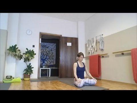 Erősödj jógával!- Lótuszülés  Padmasana