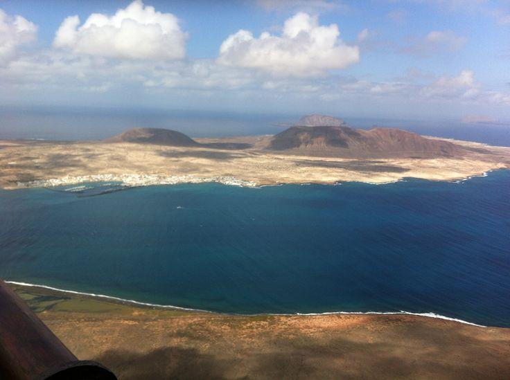 Mirador del Rio. Lanzarote