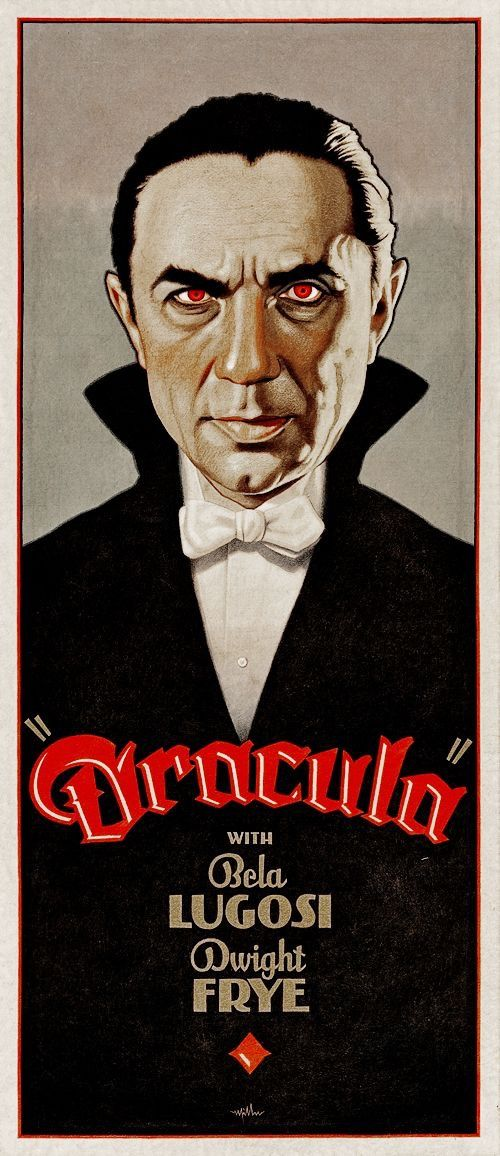 PÓSTER Drácula #poster