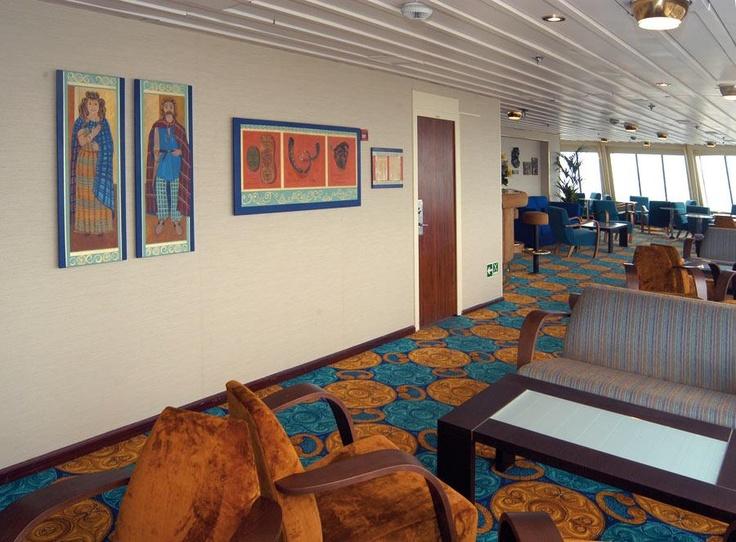 Boudicca - Observatory Lounge #Cruise