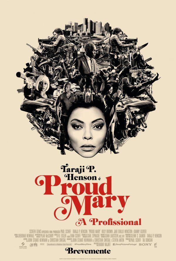 Proud Mary A Profissional Ver Filme Completo Portugues Dublado