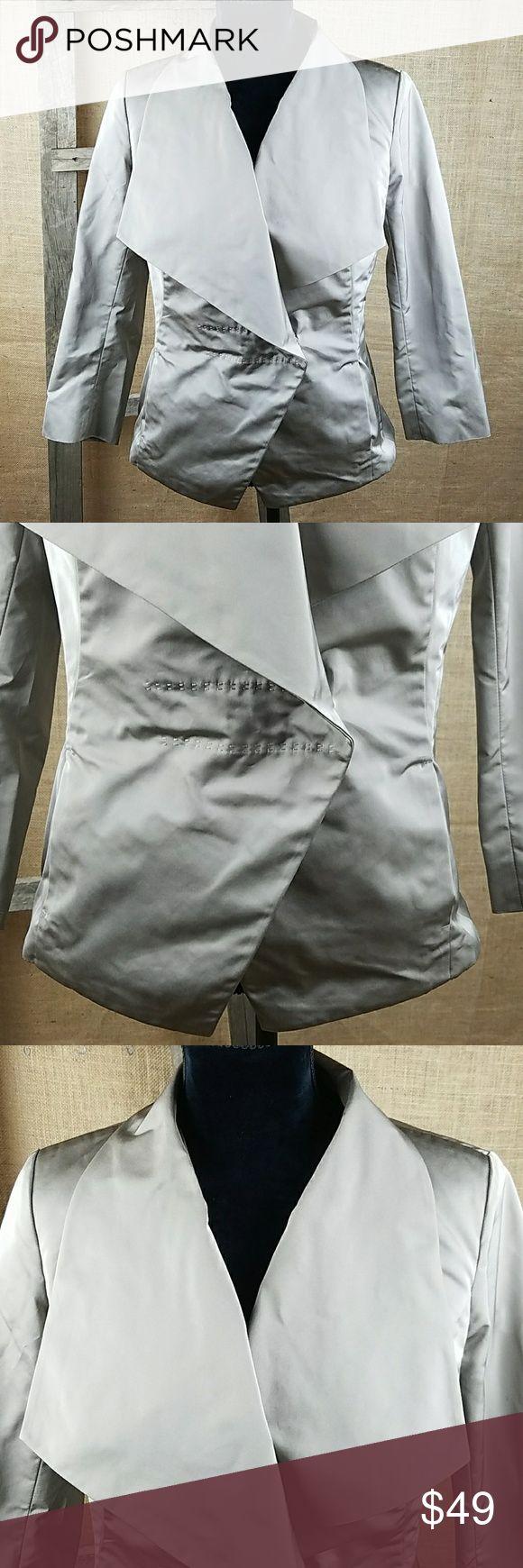 LAFAYETTE 148 women's 6 jacket nylon waxed blazer LAFAYETTE 148 women's 6 jacket nylon blazer. Lafayette 148 New York Jackets & Coats Blazers