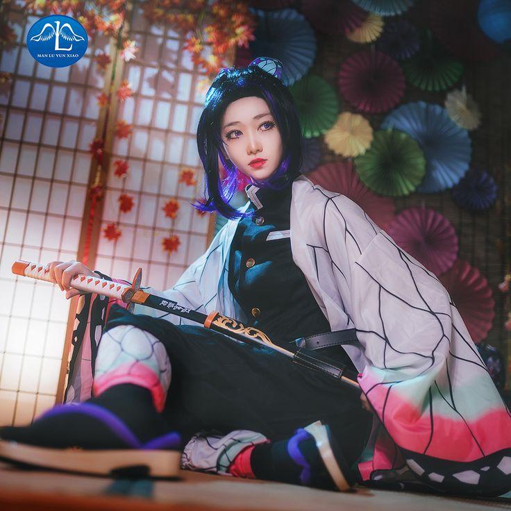 Demon slayer kimetsu noyaiba cosplay costume in 2020