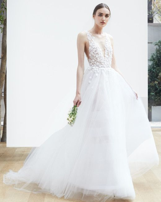 Oscar De La Renta Bridal Wedding Dress Collection Spring: 146 Best Images About Ball Gown Wedding Dresses On