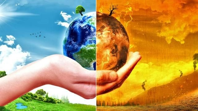 Globális felmelegedés, avagy a klímaváltozás