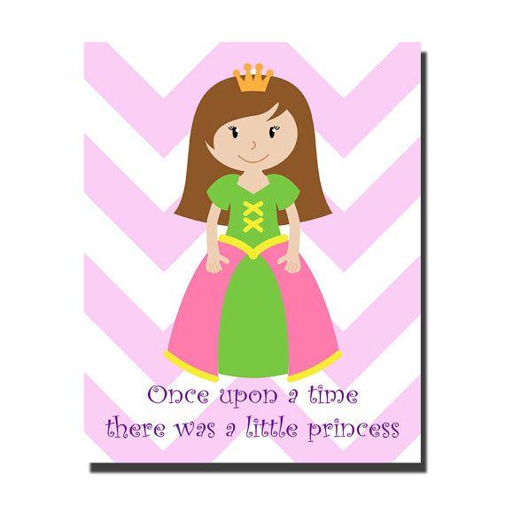 There was a Princess Light Purple Chevron Kids Room by kjhdesigns, $5.00