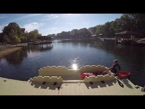 EZ Kayak Launch – EZ Dock