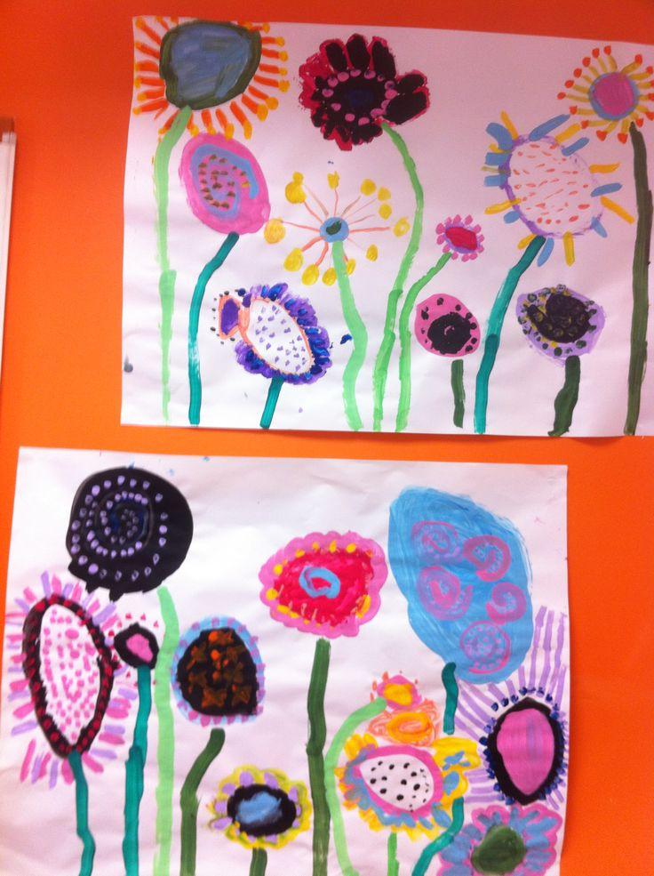 761 best techniques peinture images on Pinterest Art kids - preparer un mur pour peindre