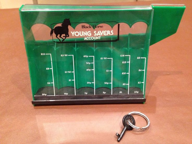 Vintage lloyds bank 39 black horse young savers 39 coin sorting money box from early to mid 1980s - Sorting coin bank ...