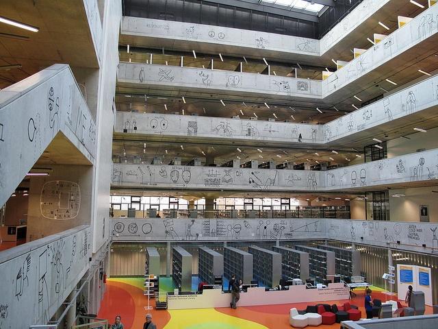 Národní technická knihovna, Praha