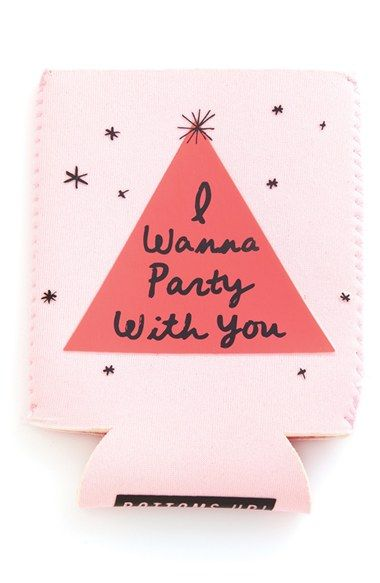 BAN.DO+'Too+Cold+to+Hold+-+I+Wanna+Party+with+You'+Drink+Sleeve+available+at+#Nordstrom