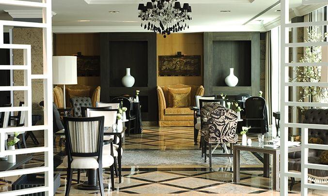 Restaurante La Terraza em Cascais - Hotel Grande Real Villa Itália