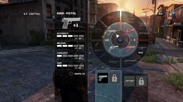 The Last of Us UI design article on Kotaku