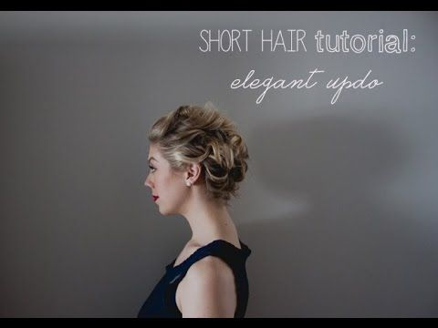 Watch the curling short hair tutorial: http://youtu.be/jDMlgAYJ_Uk Watch the summer makeup tutorial: elegant event:http://youtu.be/jDMlgAYJ_Uk All products u...