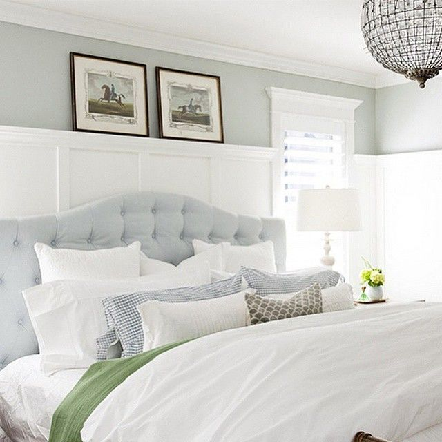Silver Sage 506 Makes This Bedroom Feel Effortlessly Cool