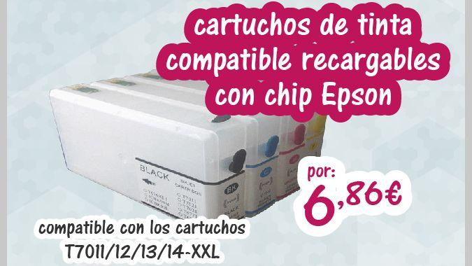#Cartucho de Tinta Compatible Vacio con Chip. https://www.opirata.com/es/advanced_search_result.php?query=Cartucho+de+Tinta+Compatible+Vacio+con+Chip