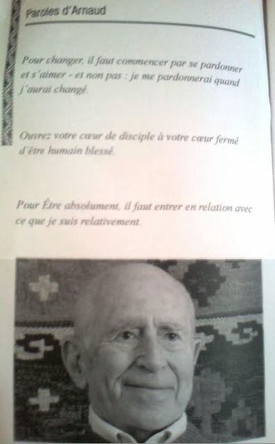 citation d'Arnaud Desjardins